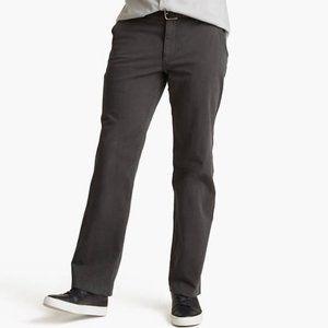 Dockers Men's Downtime Khaki Straight Fit Pants